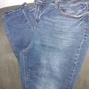 Women's rue 21 high waisted skinny jeans